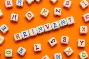 Reinvent block letters